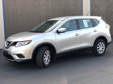 2015 Nissan Rogue for sale at Exelon Auto Sales in Auburn WA