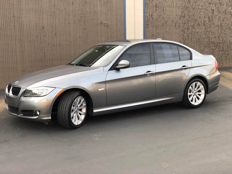 2011 BMW 3 Series for sale at Exelon Auto Sales in Auburn WA