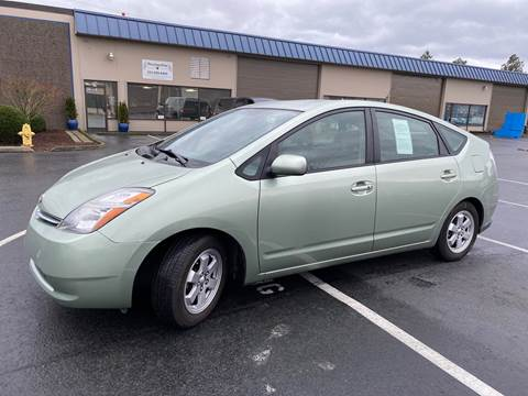 2007 Toyota Prius for sale at Exelon Auto Sales in Auburn WA