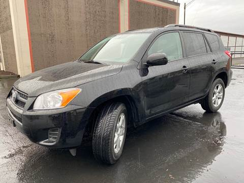 2012 Toyota RAV4 for sale at Exelon Auto Sales in Auburn WA