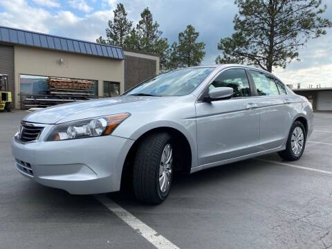 2010 Honda Accord for sale at Exelon Auto Sales in Auburn WA