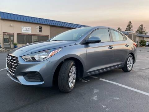 2019 Hyundai Accent for sale at Exelon Auto Sales in Auburn WA