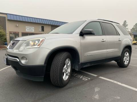 2007 GMC Acadia for sale at Exelon Auto Sales in Auburn WA