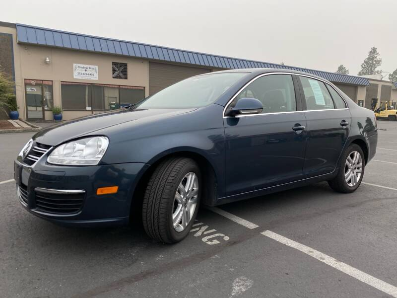 2007 Volkswagen Jetta for sale at Exelon Auto Sales in Auburn WA