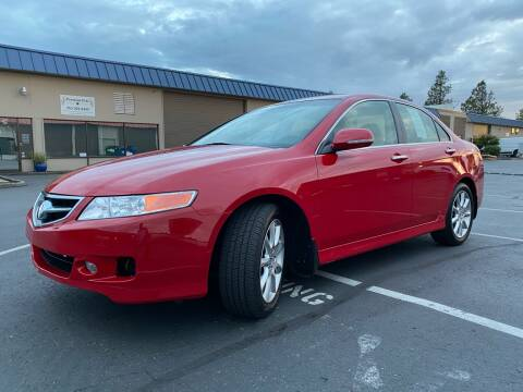 2008 Acura TSX for sale at Exelon Auto Sales in Auburn WA