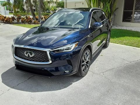 2019 Infiniti QX50 for sale in Stuart, FL