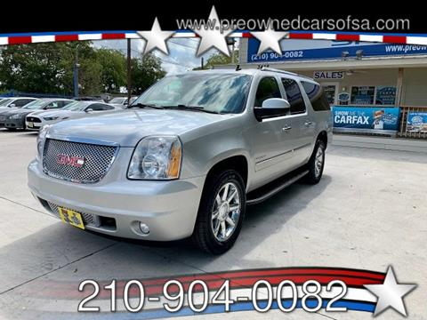 2011 GMC Yukon XL for sale in San Antonio, TX