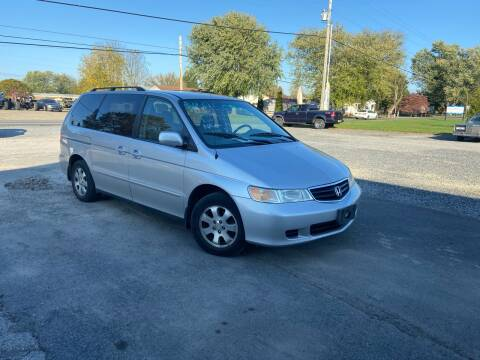2003 Honda Odyssey for sale at US5 Auto Sales in Shippensburg PA