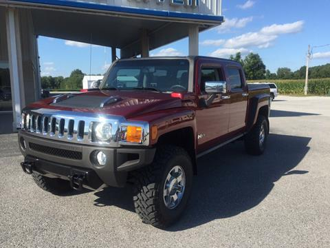 2010 HUMMER H3T for sale in Ullin, IL