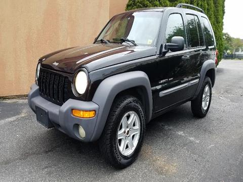 2003 Jeep Liberty for sale in Hicksville, NY