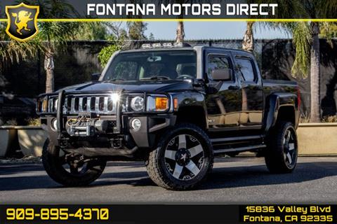 2009 HUMMER H3T for sale in Fontana, CA