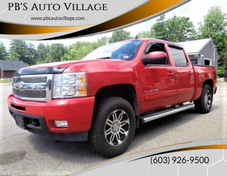 2010 Chevrolet Silverado 1500 for sale at PB'S Auto Village in Hampton Falls NH