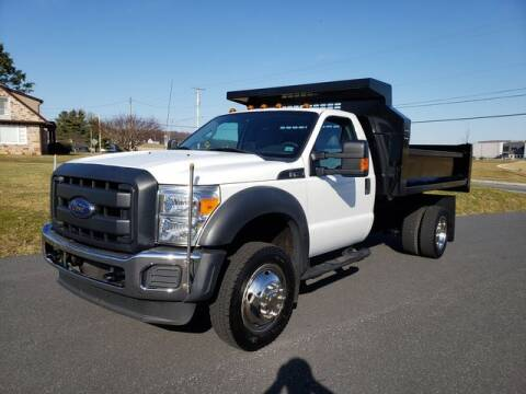 2015 Ford F-450 Super Duty for sale at PINE TREE MOTORS in Ephrata PA