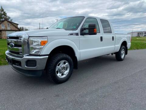 2012 Ford F-250 Super Duty for sale at PINE TREE MOTORS in Ephrata PA