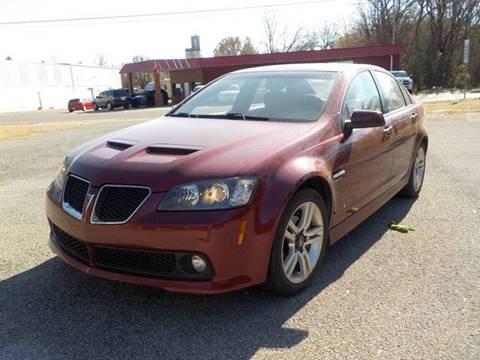 2009 Pontiac G8 for sale in Shawnee, OK
