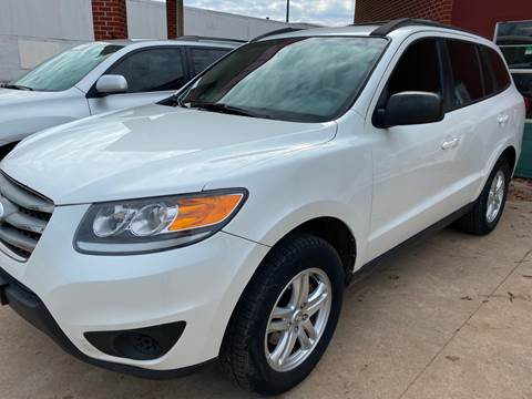2012 Hyundai Santa Fe GLS for sale at Empire Auto Remarketing in Shawnee OK