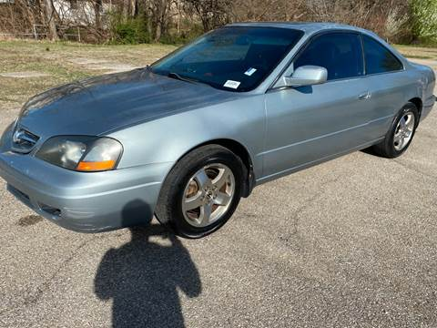 2003 Acura CL 3.2 for sale at Empire Auto Remarketing in Shawnee OK