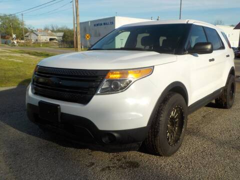 2013 Ford Explorer for sale at Empire Auto Remarketing in Shawnee OK