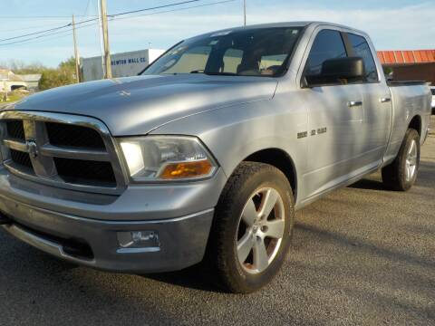 2009 Dodge Ram Pickup 1500 SLT for sale at Empire Auto Remarketing in Shawnee OK