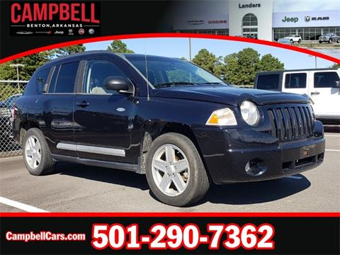 2010 Jeep Compass for sale in Benton, AR