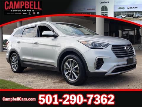 2017 Hyundai Santa Fe for sale in Benton, AR