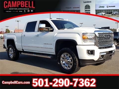 2018 GMC Sierra 2500HD for sale in Benton, AR