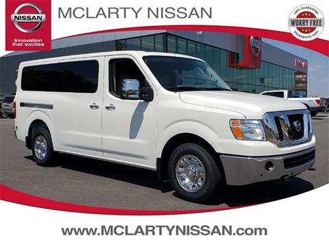 2019 Nissan NV Passenger for sale in Benton, AR
