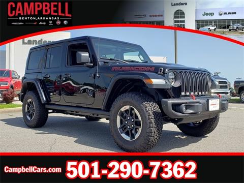 2019 Jeep Wrangler Unlimited for sale in Benton, AR