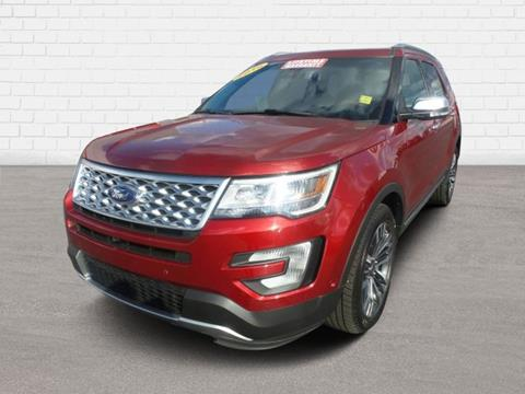 2016 Ford Explorer for sale in Madison, IN