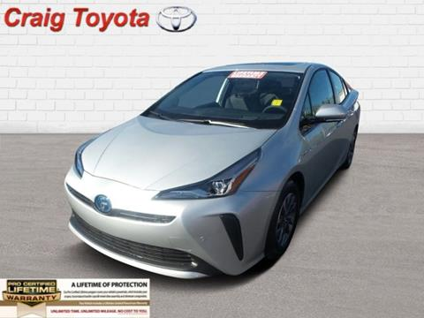 2020 Toyota Prius for sale in Madison, IN
