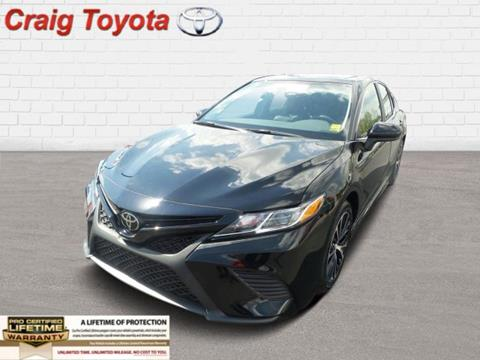 2020 Toyota Camry for sale in Madison, IN