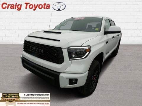 2019 Toyota Tundra for sale in Madison, IN