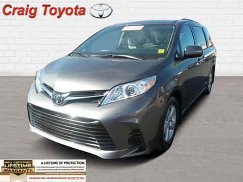 2020 Toyota Sienna for sale in Madison, IN