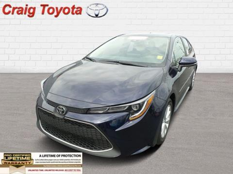2020 Toyota Corolla for sale in Madison, IN