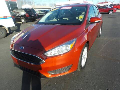 2018 Ford Focus for sale in Madison, IN
