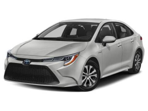 2020 Toyota Corolla Hybrid for sale in Madison, IN