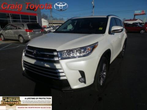 2019 Toyota Highlander for sale in Madison, IN
