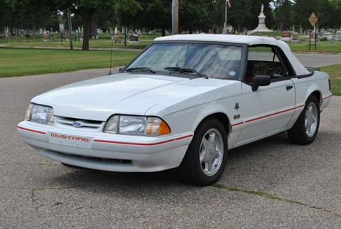 1992 Ford Mustang for sale in Flushing, MI