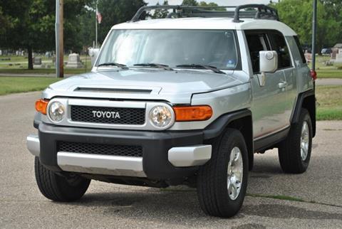 2007 Toyota FJ Cruiser for sale in Flushing, MI