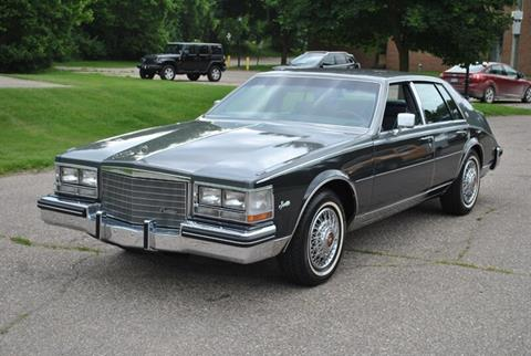 1985 Cadillac Seville for sale in Flushing, MI