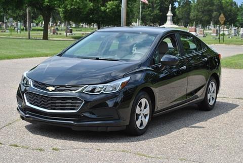 2017 Chevrolet Cruze for sale in Flushing, MI