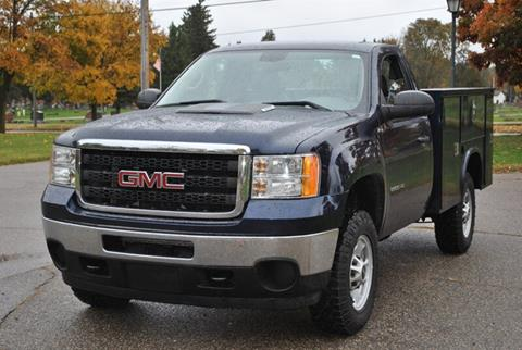2012 GMC Sierra 2500HD for sale in Flushing, MI