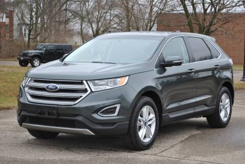 2015 Ford Edge SEL for sale at Sovereign Auto in Flushing MI