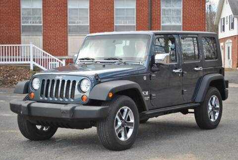 2008 Jeep Wrangler Unlimited X for sale at Sovereign Auto in Flushing MI