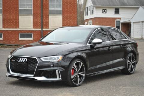 2018 Audi RS 3 2.5T quattro for sale at Sovereign Auto in Flushing MI