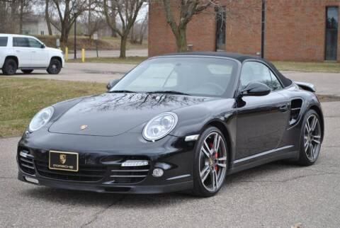2011 Porsche 911 Turbo for sale at Sovereign Auto in Flushing MI