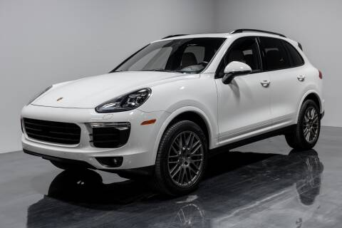 2017 Porsche Cayenne for sale in Akron, OH