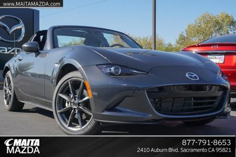 2019 Mazda MX-5 Miata RF for sale in Sacramento, CA
