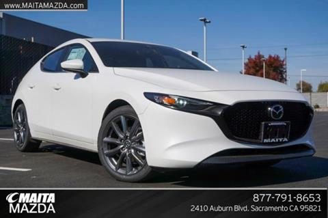 2020 Mazda Mazda3 Hatchback for sale in Sacramento, CA