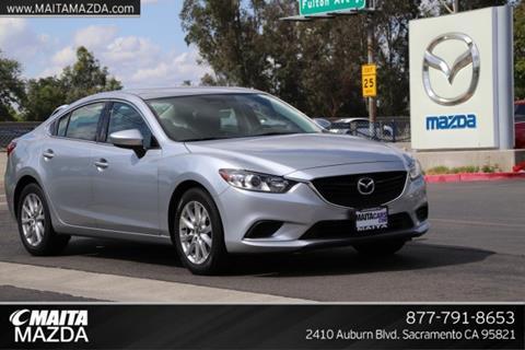 2016 Mazda MAZDA6 for sale in Sacramento, CA